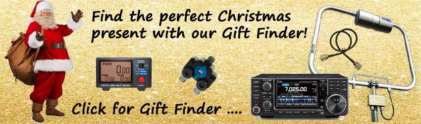 Find the perfect Christmas present with our Gift Finder!