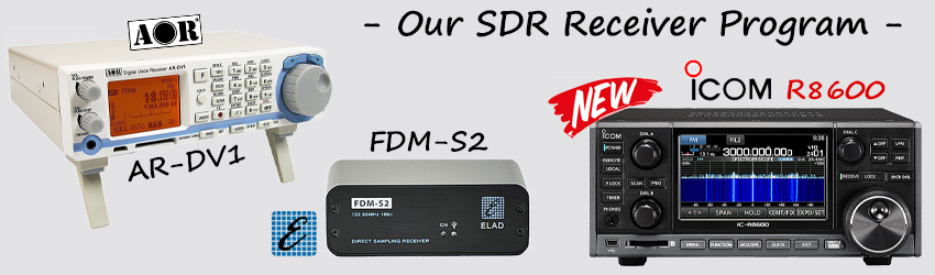Our SDR Receiver Program