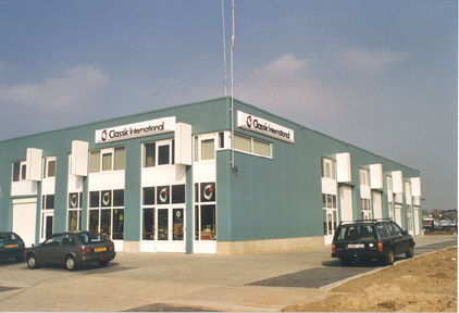 Building Classic International, Roermond