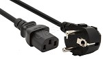 EU Mains Power Cord 1,8 m