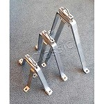 Set Wallmount Brackets incl. support