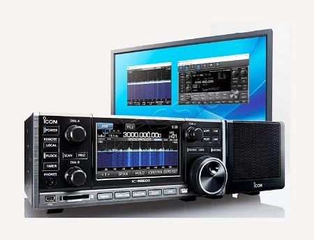 Icom R8600 Wide Range Software Defined Receiver 0 01 3000 Mhz