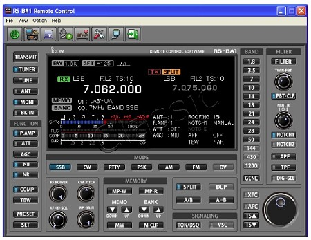 ICOM RS-BA1 - Version 2