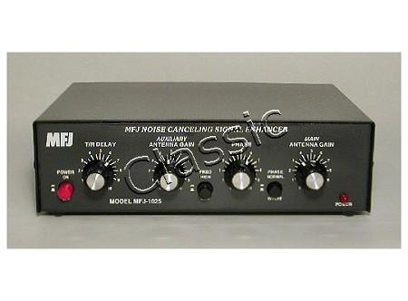 MFJ 1025 | Noise canceller / Enhancer