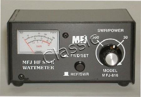 MFJ 816 | HF SWR/power meter