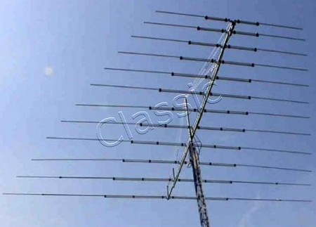 PKW Log-Per 3-30 MHz | HF Log Periodic Antenna | 3-30 MHz
