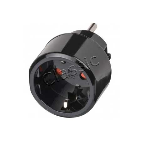 Adapter EU-Port/USA-Plug 3-pin