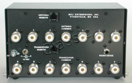 MFJ 4726 | Electronic Desk/Remote Antenna/Transceiver Switch