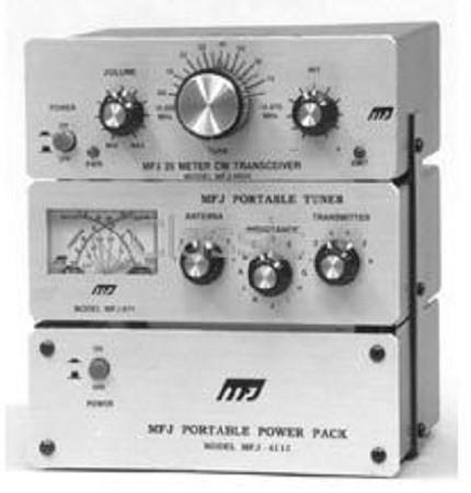 MFJ 9415X   SSB QRP transceiver 21 MHz / 15 meter band