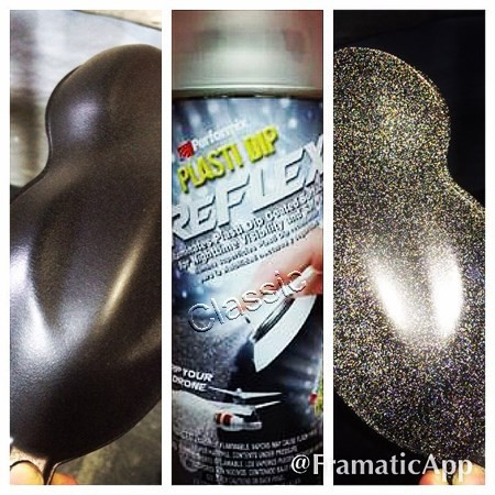 PlastiDip Spray Reflex