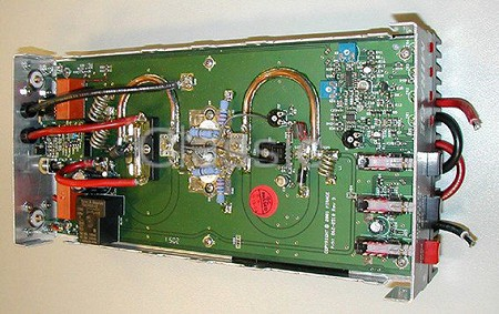 MIRAGE B-2518G | 2 m  linear amplifier incl  preamp | Output