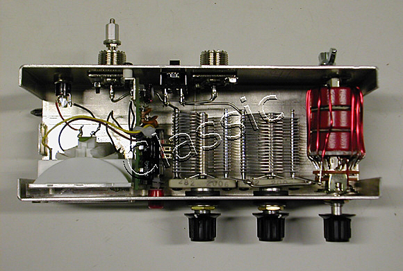 MFJ 904 | Travel Tuner 3,5-30 MHz max  150 W SSB | SWR/Power