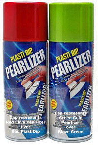 PlastiDip Spray Pearlizer Series