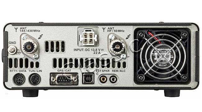 YAESU FT-991A HF / 6m / 2m / 70cm All Mode Transceiver Radio - LIVE